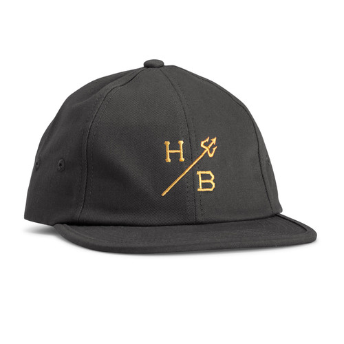 Howler Brothers Trident Snapback - Graphite