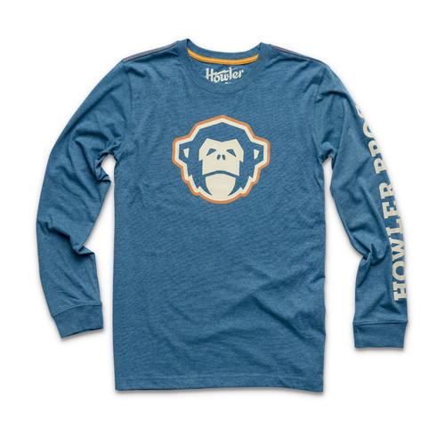 Howler Brothers El Mono Longsleeve T-Shirt
