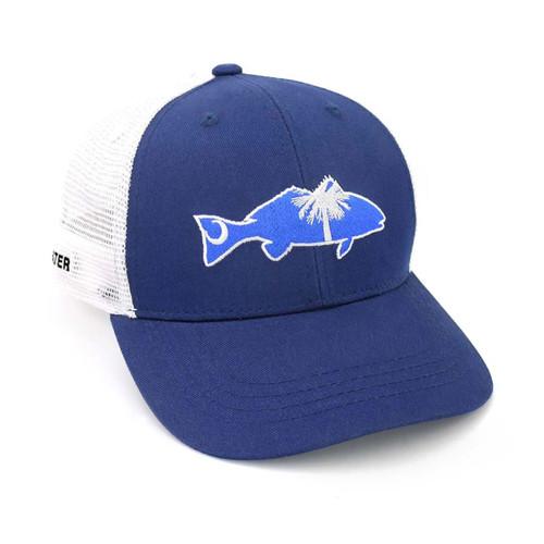 RepYourWater South Carolina Redfish Mesh Back Hat