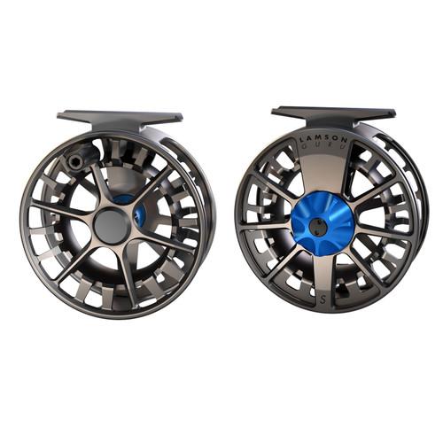Waterworks-Lamson Guru S-Series Fly Fishing Reel