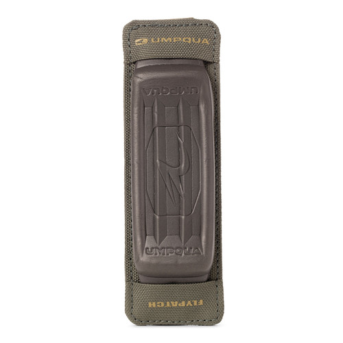 Umpqua ZS2 Foam Fly Patch and Holder (Olive)