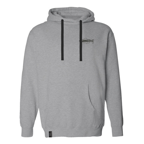 RepYourWater Squatch and Release  Mid Weight Hoody Hoody