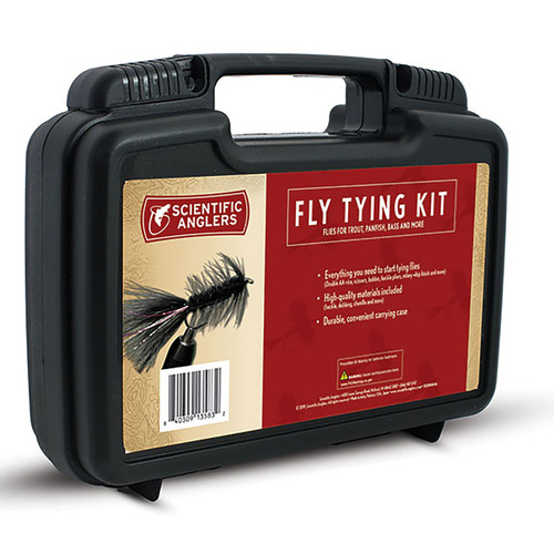 Scientific Anglers Scientifc Anglers Fly Tying Kit