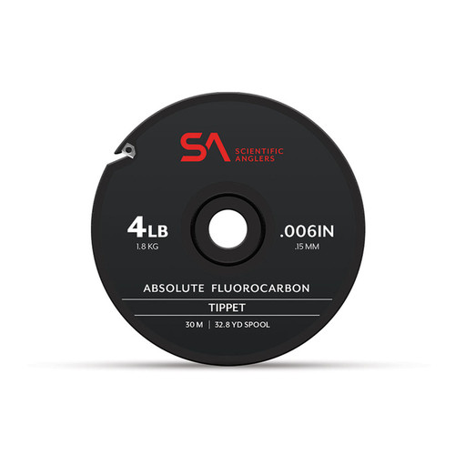 Scientific Anglers Scientific Anglers Absolute Fluorocarbon Tippet 30m