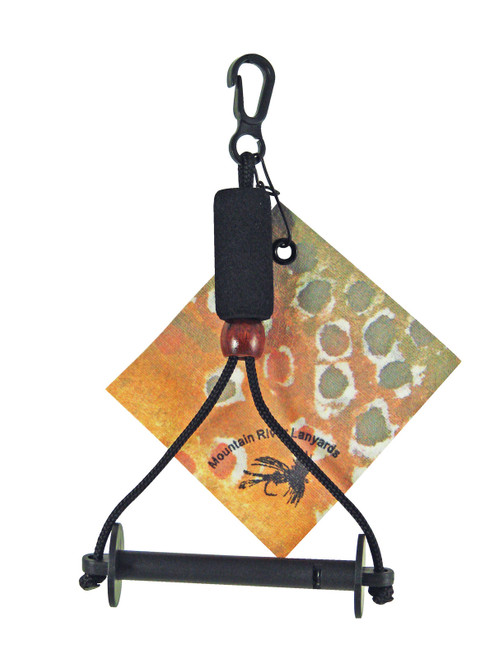 Mountain River Lanyards Horizontal Tippet Carrier