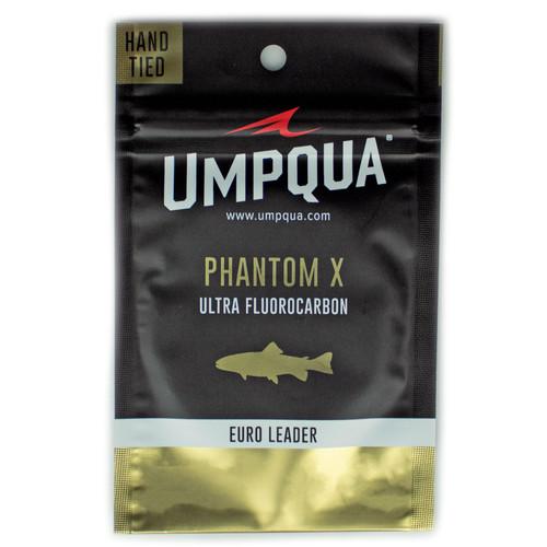 Umpqua Umpqua Phantom X Nylon/Fluoro Euro Nymph Leader 20