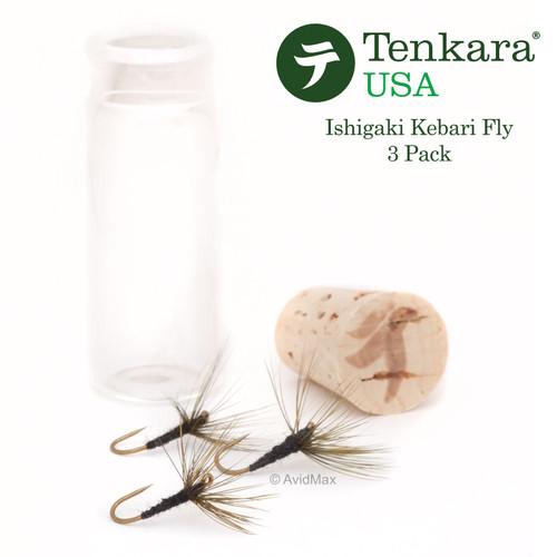 Tenkara USA Size 12 Ishigaki Kebari Fly Pattern