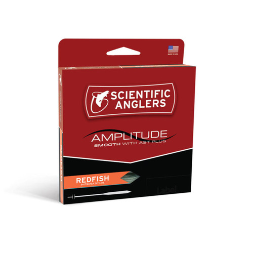 Scientific Anglers Amplitude Smooth Redfish Cold Fly Line