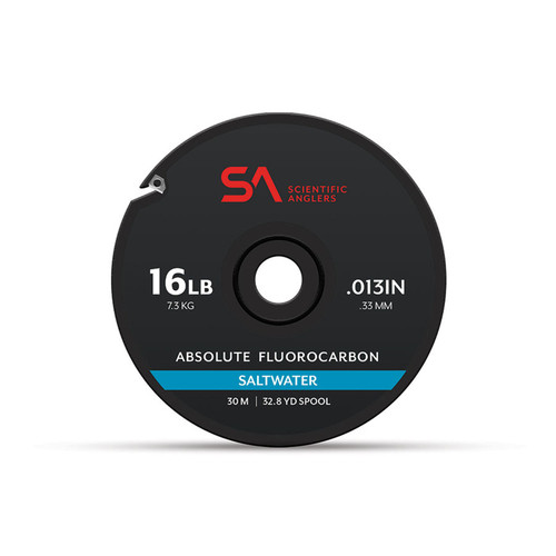 Scientific Anglers Scientific Anglers Absolute Fluorocarbon Saltwater Tippet - 30M Spools