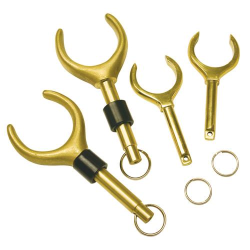 Outcast Brass Oar Lock