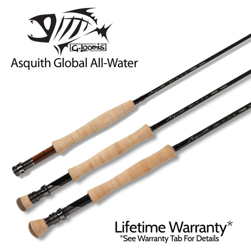 G Loomis Asquith Global All-Water Fly Rod
