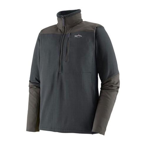 Patagonia Men's Long-Sleeved R1 Fitz Roy 1/4-Zip