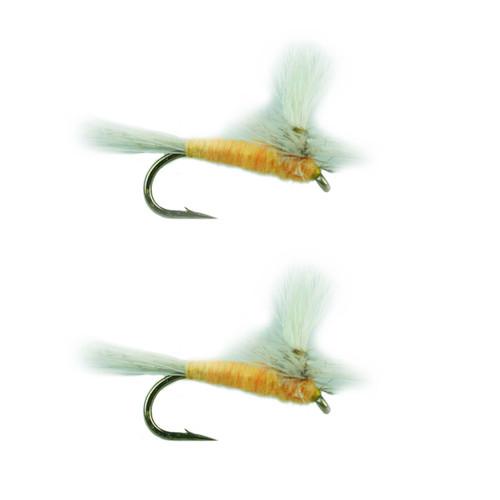 Umpqua Umpqua Parachute Sulphur 2 Pack