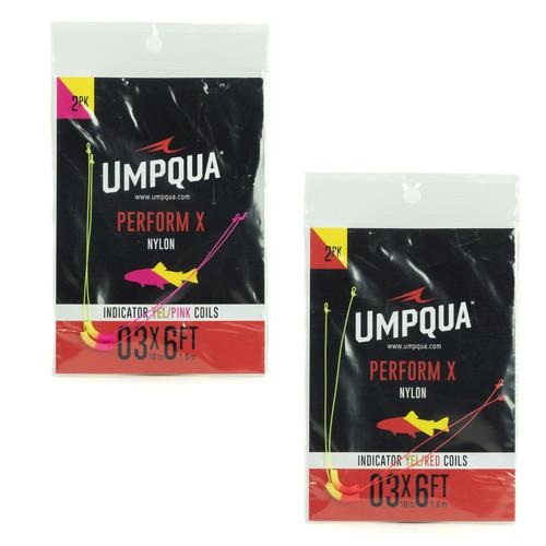 Umpqua Indicator Coil 6' - 03X (2 Pack)