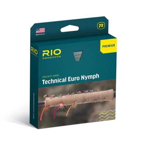 Redington RIO Technical Mono Euro Nymph Line