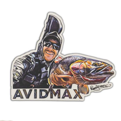 AvidMax AvidMax Alpine Extreme Sticker