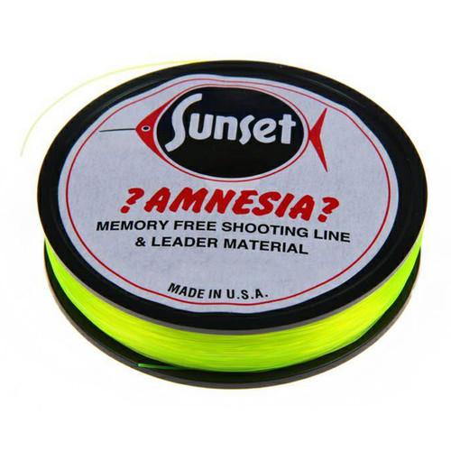 Sunset Amnesia Memory Free Monofilament Line Fl Green