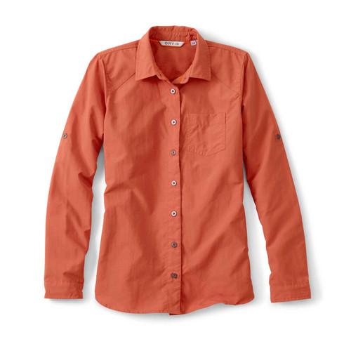 Orvis Orvis Womens Escape Long Sleeve Shirt
