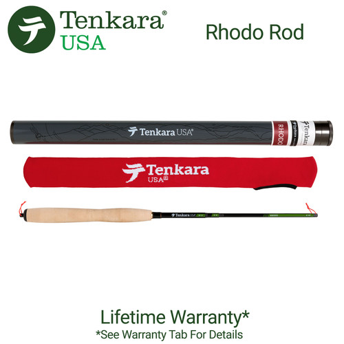 Tenkara USA Rhodo Fly Rod