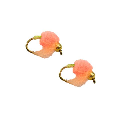 Umpqua Beadhead Egg Pink 2 Pack