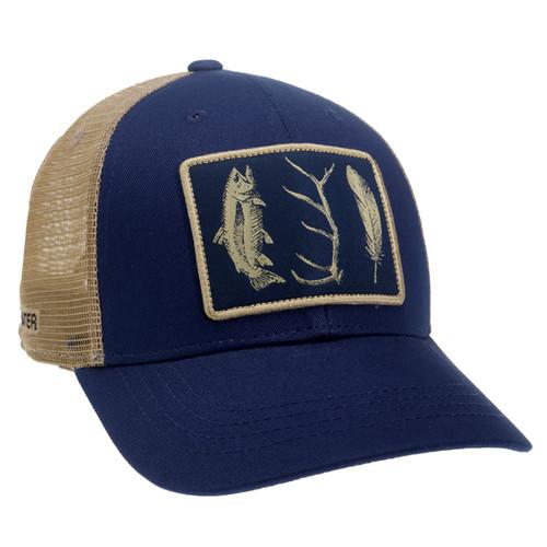 RepYourWater Wild Water Hat Mesh Back Hat