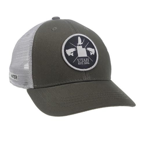 RepYourWater Utah Est. 1896 Mesh Back Hat