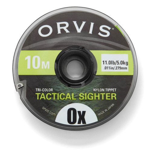 Orvis Tactical Sighter Tippet 0X