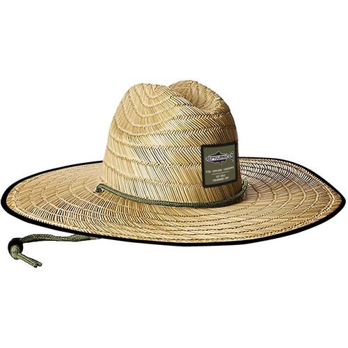 RepYourWater Straw Hat River Shade Straw Hat