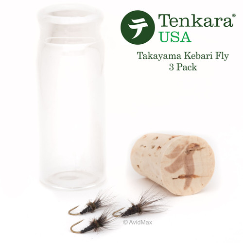 Tenkara USA Size 16 Takayama Kebari Fly Pattern