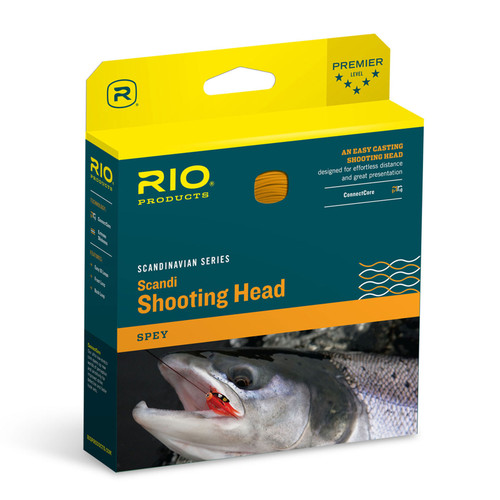 RIO Scandi Spey Fly Fishing Line