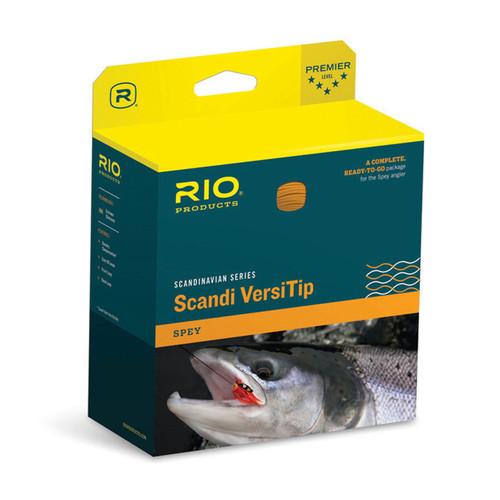 RIO Scandi VersiTip Fly Fishing Line