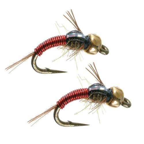 Umpqua Copper John Red 2 Pack
