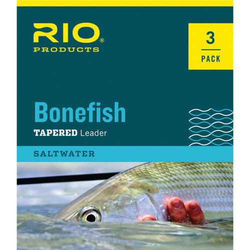 RIO Bonefish Knotless Leader