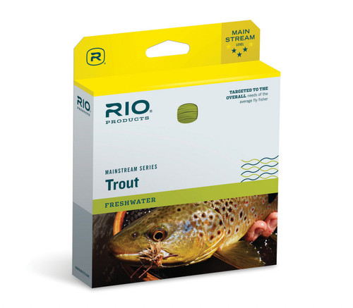RIO Mainstream Intermediate Fly Line