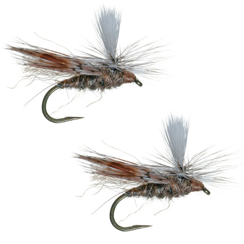 Umpqua E-Z Caddis Lawson Tan 2 Pack