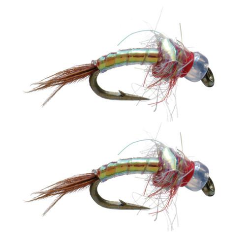 Umpqua Rainbow Warrior Egan Pearl 2 Pack