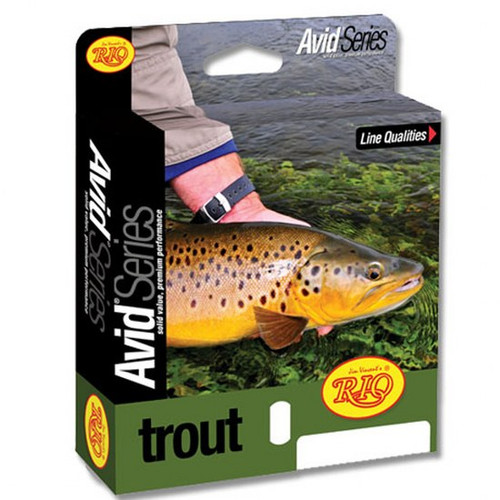 RIO Avid Trout Fly Line