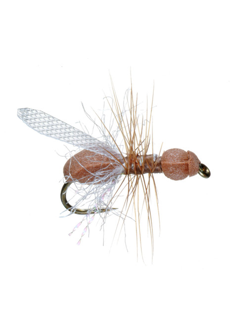 Umpqua Foam Flying Ant Cinnamon Terrestrials 2 Pack
