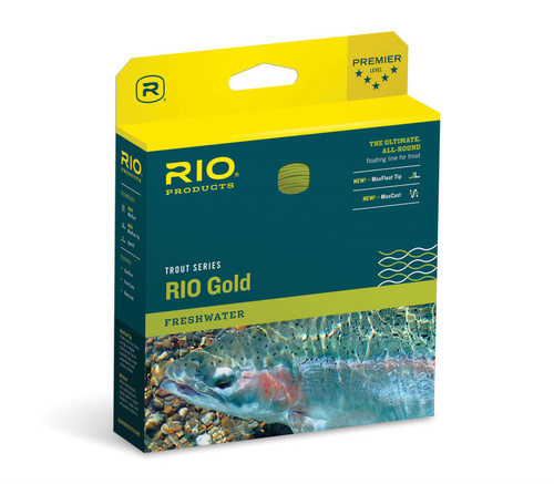 RIO Gold Fly Fishing Line