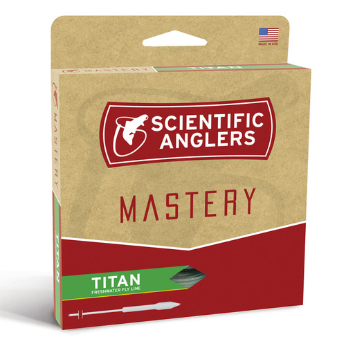 Scientific Anglers Mastery Titan Fly Fishing Line