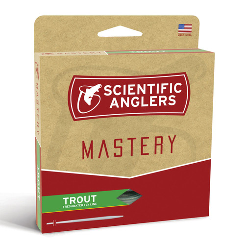 Scientific Anglers Mastery Trout Fly Fishing Line