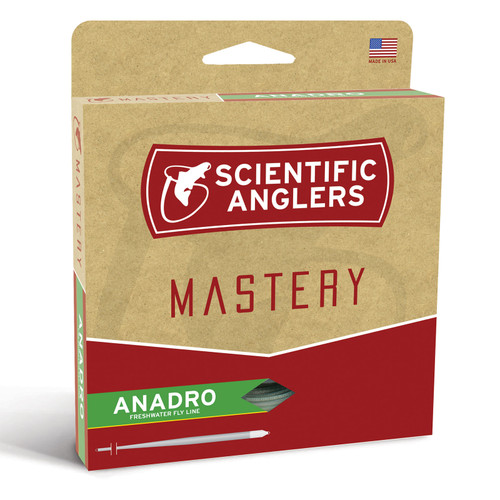 Scientific Anglers Mastery Anadro Fly Fishing Line