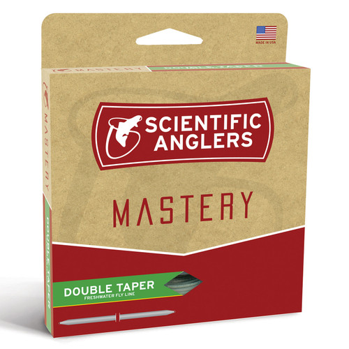 Scientific Anglers Mastery Double Taper Fly Fishing Line