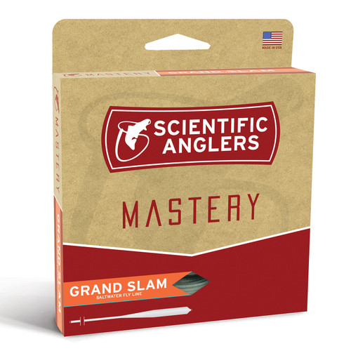 Scientific Anglers Mastery Grand Slam Fly Fishing Line