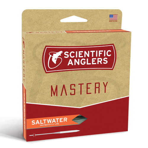 Scientific Anglers Mastery Saltwater Fly Fishing Line