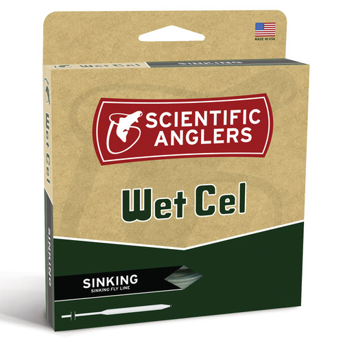 Scientific Anglers WetCel Fly Line