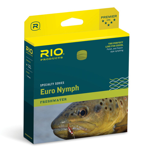 RIO FIPS Euro Nymph Fly Fishing Line