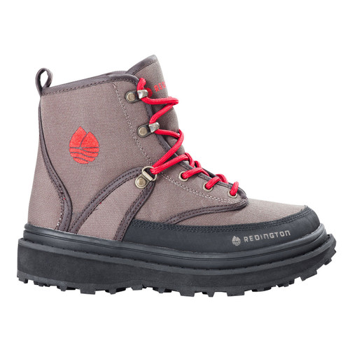 Redington Crosswater Youth Fly Fishing Wading Boots-Sticky Rubber Sole-All Sizes