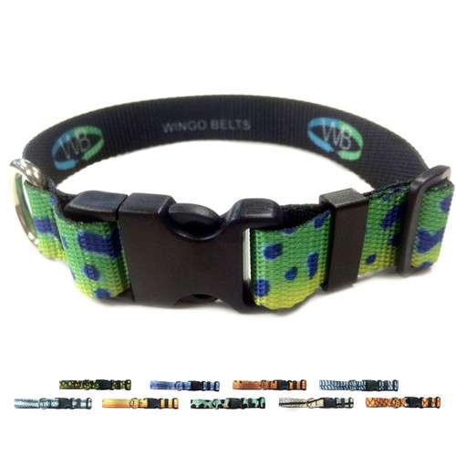 Wingo Belts Dog Collars
