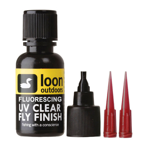 Loon Outdoors Fluorescing UV Clear Fly Finish